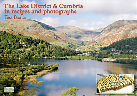 Lake District & Cumbria in Recipes and Photographs: front cover