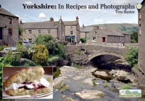 Yorkshire in Recipes and Photographs: front cover